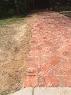 28 Best Canberra Red Brick Driveway Images Brick Driveway Red Bricks Brick