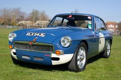 1968 MGC GT by MG Motorsport - Sussex Sports Cars