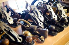 "Hand planes! (""Woodworking Hand Tool Buying Guide: Hand Planes"" at WoodAndShop.com)"