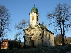 2006-12-27 St.Wenceslas Church in Harrachov