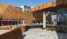 Galería de Centro Cultural Gabriela Mistral / Cristián Fernández Arquitectos + Lateral arquitectura & diseño - 34