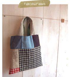 I am such a sucker for cute fabrics. Luv this purse. Handmade*zakka | fabrickaz+idees