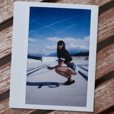 "@unretouched on Instagram: ""I never get tired of the blue sky 📷  #fujifilminstax300 💙 @sig.nora Photographer: @zuparino"" Fujifilm Instax, Never, Tired, Polaroid Film, Sky, Blue, Instagram, Heaven, Heavens"