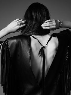 La collection PSYCH ROCK de Saint Laurent par Hedi Slimane