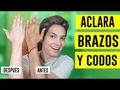 COMO BLANQUEAR LOS BRAZOS QUEMADOS POR EL SOL RAPIDAMENTE EN DOS MINUTOS | TIP CASERO | AndyZaturno - YouTube