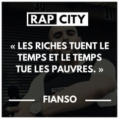 Life Quotes : 'Évidement que ça finit mal sinon ça finirait jamais'… Rap Quotes, Music Quotes, Love Quotes, Motivational Quotes, The Words, Cool Words, Clash Rap, Best Punchlines, Phrase Rap