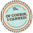 Of Course You Can! - great website for canning recipes, resources, labels, etc.