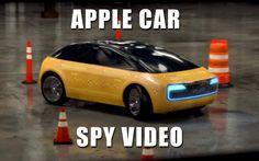 Es este el coche eléctrico de Apple? [Vídeo]