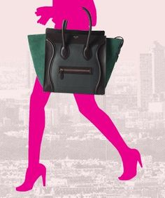 What Your Bag Style Preference Says About You | Have you ever wondered what your handbag says about your personality? Check out what these bags say about their carriers' lives! #refinery29 http://www.refinery29.com/bag-personality-quiz