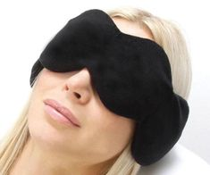 Sleep better than ever before by placing this weighted sleep therapy mask over your eyes before you hit the hay. It comes filled with soothing microbeads that will immediately relax you while helping alleviate headaches, eye strain, insomnia, and stress. Save 0