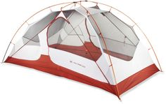 This Lightweight Tent Gets Awesome Reviews From Backpackers & Car Campers — REI Half Dome 2 Plus Tent Camping And Hiking, Hiking Gear, Camping Resort, Camping Cabins, Camping Trailers, Backpacking Tent, Hiking Backpack, Tent Camping, Camping Gear