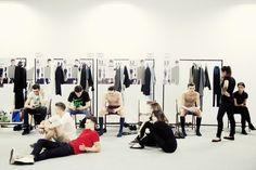 The Scene | Milan Men's Fashion Week: Ermenegildo Zegna | tbFAKE