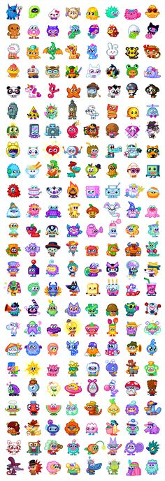 moshlings-collection