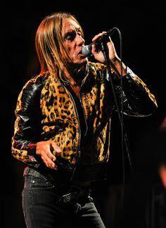 Iggy et The Stooges au C2SV Technology Conference and Music Festival, le 28 septembre 2013 à San Jose, Californie