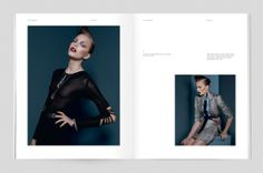 """HUSH MAGAZINE No 2 Sensual """"The Very Late Issue"""" by Acid and Marble, via Behance"""