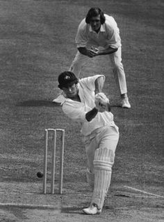 Ian Chappell (Australia.) An Ashes captain, he scored four centuries.