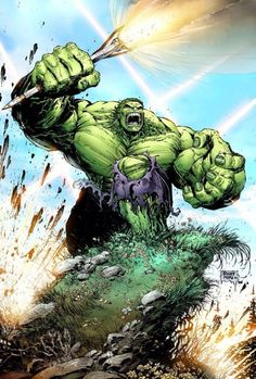 Hulk by Danny Mike