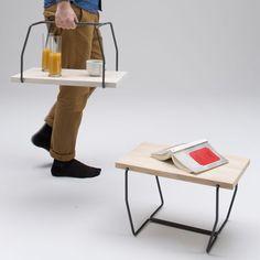 Maisonette by Italian Designer Simone Simonelli. Multifunctional series for small homes. Salone 2012