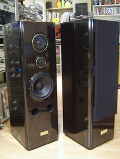 Pioneer Elite TZ-7 LTD speakers