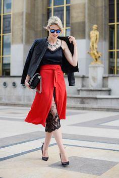 Pin for Later: 25 Gründe, warum Fashionistas den Sommer lieben Man wird nicht von dicken Mänteln erschlagen