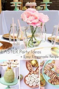 Easter Sunday Celebration & Party Ideas Empanada Recipe Michelle's Party...  #SweeterPascua AD