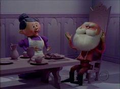 Mr Amp Mrs Clause On Pinterest Vintage Santas Santa