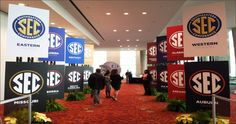 Which team are you representing this season? #SEC #Football