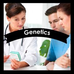 Genetics/Genomics Nursing Class textbooks. Required by some nursing schools as an individual class, while others may design the content to be distributed throughout the program @iStudentNurse #NurseHacks  #Nursing #Textbooks #Genetics