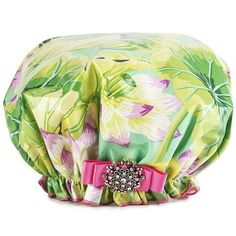 Dry Divas - Bouffant Tropical Treat Shower Cap | Peter's of Kensington