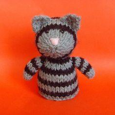 Cat Toy Knitting Pattern PDF by Jellybum on Etsy, $3.50