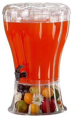 Make Your #Parties The Best Parties With This Cool Drinks Dispenser!