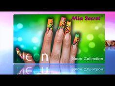 Colección de Acrílicos que BRILLAN FLASH NEON | Mia Secret - YouTube