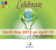 Sanofi US Goes Green for Earth Day