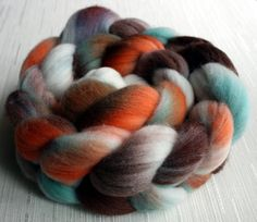 Hey, I found this really awesome Etsy listing at http://www.etsy.com/listing/152538133/sale-merino-wool-roving-hand-painted