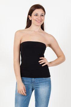 Kaos - Top elasticizzato.  www.vitalina.it