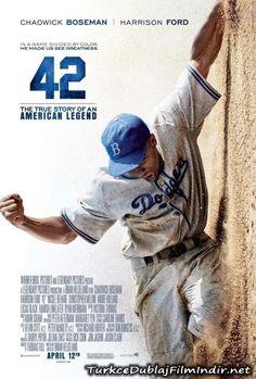 42 - 2013 - BRRip Film Afis Movie Poster