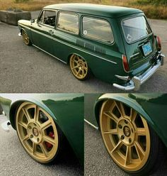 VW type 3 - Aircooled - Coool
