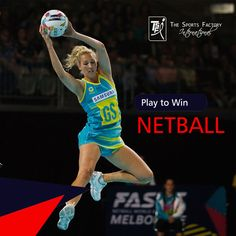 #SportsGoodsManufacturer  Want to be the winner in the match of #Netball! Start practicing it and get support from #TheSportsFactoryInternational for the products and accessories associated with this game. The Sports Factory is always ready to serve you in the best possible way. For more details click: http://tsf-international.com or Call us at +91-8006988800