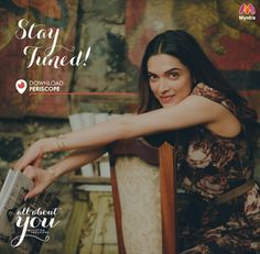 All about you - Deepika Padukone