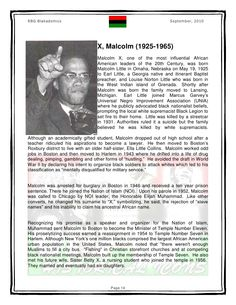 pictures of great black nationalist leaders - Google Search