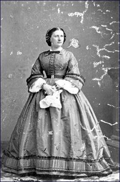 Harriet Lane (1830-1903), niece of lifelong bachelor President James Buchanan, acted as First Lady from 1857 to 1861. Harriet was a popular hostess and used her position to promote social causes, such as improving the living conditions of Native Americans in reservations. The presidential yacht was named for her.  She had acquired a sizable art collection, which was bequeathed to the Smithsonian and left money to the John Hopkins Hospital to help invalid children.