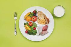 Como emagrecer com a dieta do prato