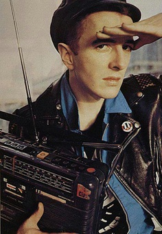 The Great Joe Strummer!!! :)