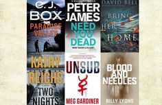 No matter how hot or cold the weather gets, everyone is in the mood for thrillers! These 6 #thrillers will be sure to knock your socks off.