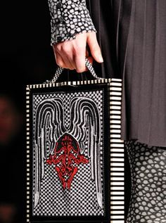 Passion for handbags: Fendi's fall bags for 2012