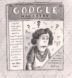 Roz Chast, cartoonist