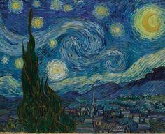 Van Gogh De Sterrennacht Wooden Jigsaw Puzzle