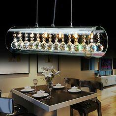 Retro Vintage Pendant Light Chandelier Lighting Cafe Bar Dining Ceiling Lamp NEW Unbranded RetroVintage