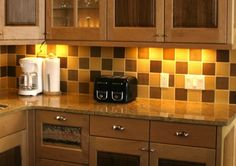 install-under-cabinet-lighting - Bob Vila