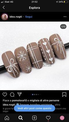 Shellac Nails, Nail Manicure, Glitter Nails, Xmas Nails, Holiday Nails, Nail Art Noel, Sweater Nails, Cute Acrylic Nails, Green Nails